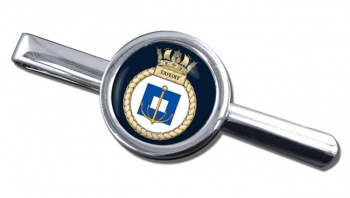 HMS Exploit (Royal Navy) Round Tie Clip