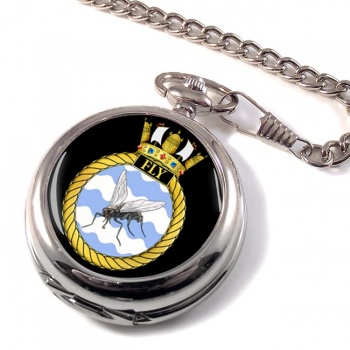 HMS Fly (Royal Navy) Pocket Watch