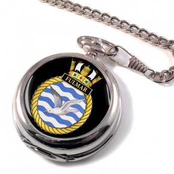HMS Fulmar (Royal Navy) Pocket Watch