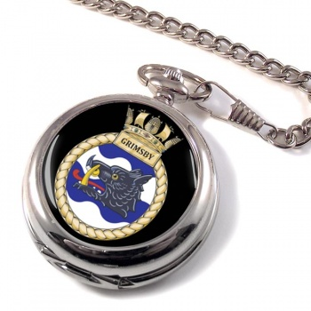 HMS Grimsby (Royal Navy) Pocket Watch
