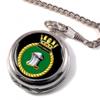 HMS Helmsdale (Royal Navy) Pocket Watch