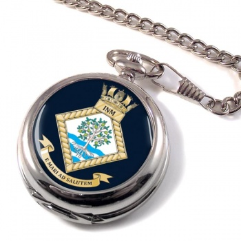 Institute of Naval Medicine (Royal Navy) Pocket Watch