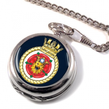 HMS Lancaster (Royal Navy) Pocket Watch