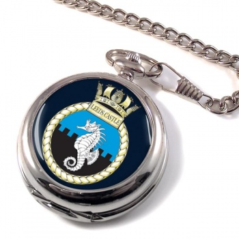 HMS Leeds Castle (Royal Navy) Pocket Watch