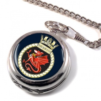 HMS Marlborough (Royal Navy) Pocket Watch