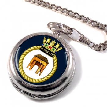 HMS Monmouth (Royal Navy) Pocket Watch