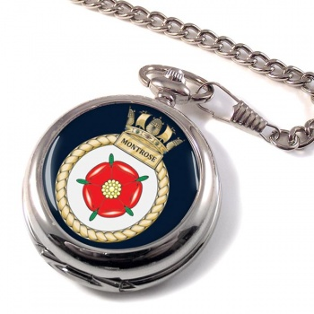 HMS Montrose (Royal Navy) Pocket Watch