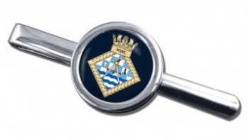 Maritime Warefare Centre (MWC) (Royal Navy) Round Tie Clip