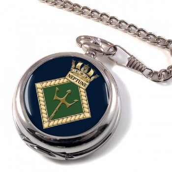 HMS Neptune (Royal Navy) Pocket Watch