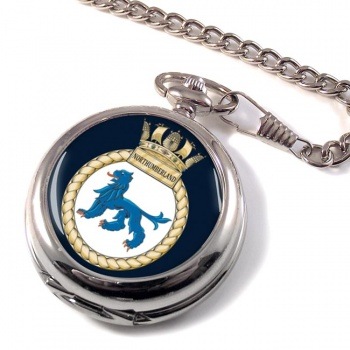 HMS Northumberland (Royal Navy) Pocket Watch