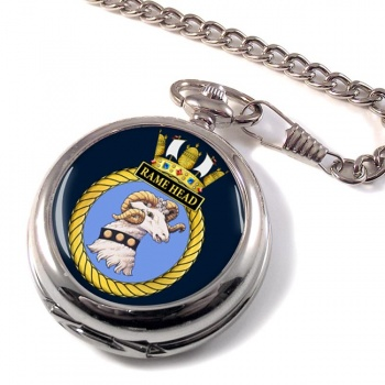 HMS Rame Head (Royal Navy) Pocket Watch