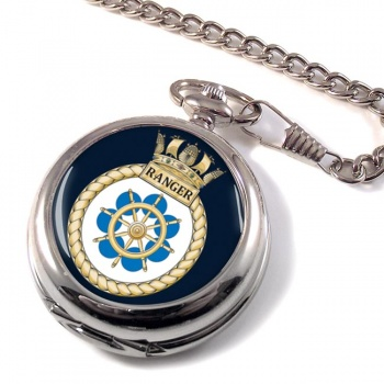 HMS Ranger (Royal Navy) Pocket Watch
