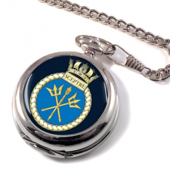 HMS Sceptre (Royal Navy) Pocket Watch