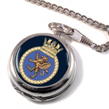 HMS Swiftsure (Royal Navy) Pocket Watch