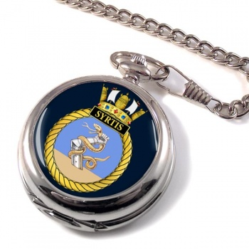 HMS Syrtis (Royal Navy) Pocket Watch