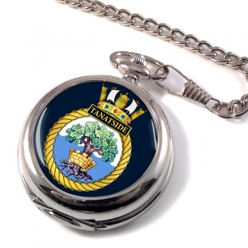 HMS Tantaside (Royal Navy) Pocket Watch