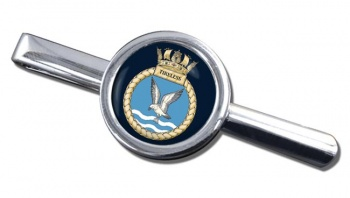 HMS Tireless (Royal Navy) Round Tie Clip