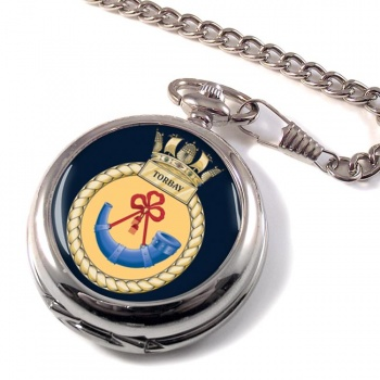 HMS Torbay (Royal Navy) Pocket Watch