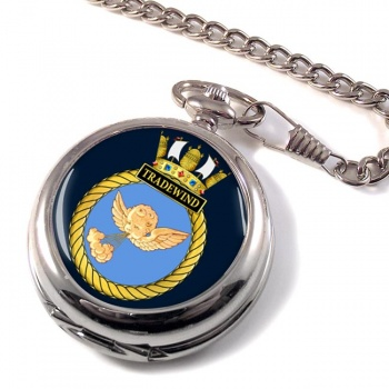 HMS Tradewind (Royal Navy) Pocket Watch