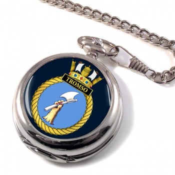 HMS Tromso (Royal Navy) Pocket Watch