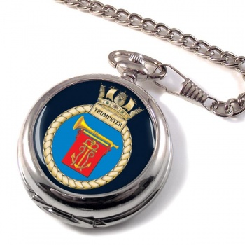 HMS Trumpeter (Royal Navy) Pocket Watch