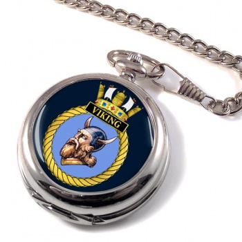 HMS Viking (Royal Navy) Pocket Watch
