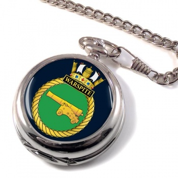 HMS Warspite (Royal Navy) Pocket Watch