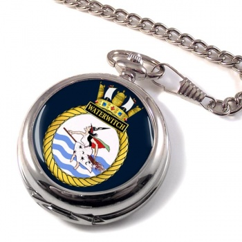 HMS Waterwitch (Royal Navy) Pocket Watch