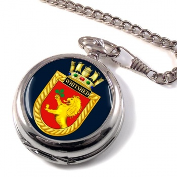 HMS Whitshed (Royal Navy) Pocket Watch