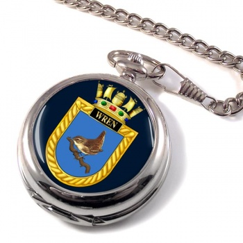 HMS Wren (Royal Navy) Pocket Watch