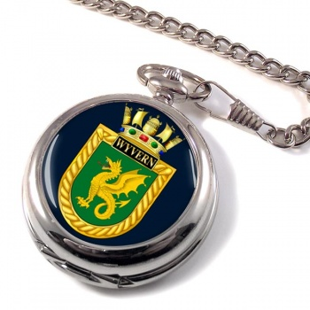 HMS Wyvern (Royal Navy) Pocket Watch