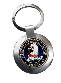 Home Scottish Clan Chrome Key Ring