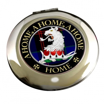 Home Scottish Clan Chrome Mirror