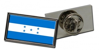 Honduras Flag Pin Badge