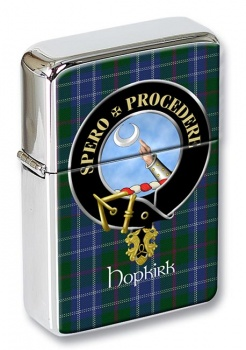 Hopkirk Scottish Clan Flip Top Lighter