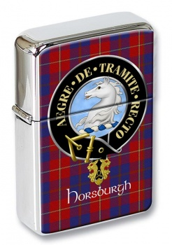 Horsburgh Scottish Clan Flip Top Lighter
