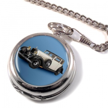 Hispano Suiza J12 Pocket Watch