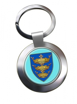 Kingston upon Hull (England) Metal Key Ring