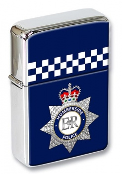 Humberside Police Flip Top Lighter