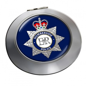 Humberside Police Chrome Mirror