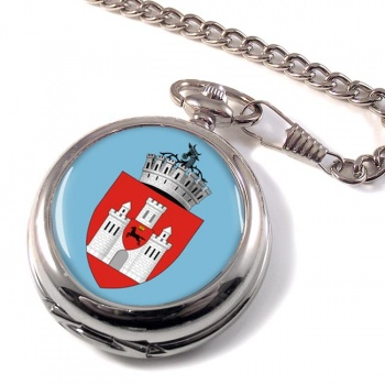 Iași (Romania) Pocket Watch
