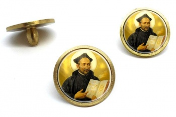 St. Ignatius of Loyola Golf Ball Markers