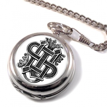 Christogram Entwined Pocket Watch