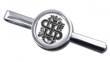 Christogram Entwined Tie Bar