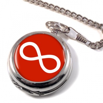Infinity Pocket Watch