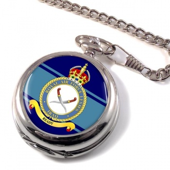 RAF Station Iraq Levies Pocket Watch