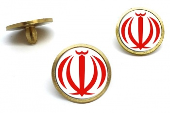 Iran Golf Ball Marker