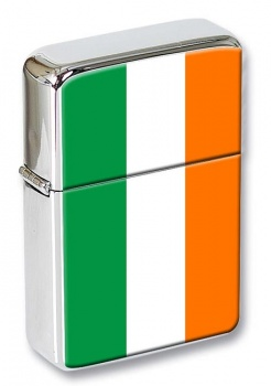 Ireland Eire Flip Top Lighter
