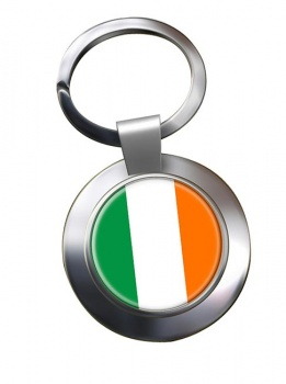 Ireland Eire Metal Key Ring