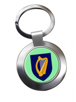 Coat of arms of Ireland Metal Key Ring